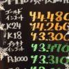 11月25日の金プラチナ買取価格はコチラです♪