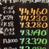 12月2日の金プラチナ買取価格を更新いたしました!