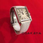カルティエの時計をお買取りいたしましたー☆